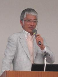日本がんマネージメント協会 織田英嗣さん